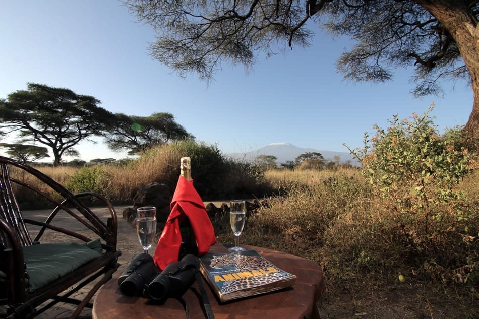 Kibo Safari Camp - Kichaka Tours and Travel Kenya
