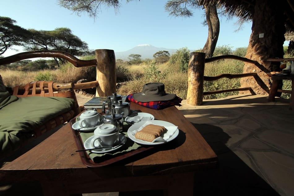 Kibo Safari Camp, Amboseli - Kichaka Tours and Travel Kenya