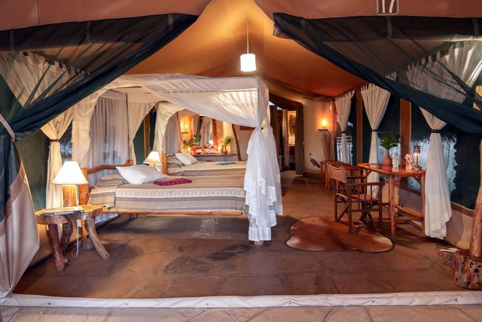 Kibo Safari Camp Amboseli - Kichaka Tours and Travel Kenya