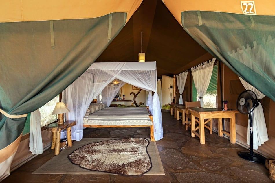 Kibo Sfari Camp, Amboseli - Kichaka Tours and Travel Kenya