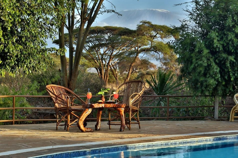 Kibo Safari Camp, Aboseli - Kichaka Tours and Travel Kenya